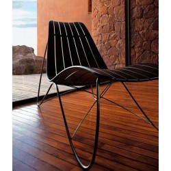 The Kolorado Lounge Chair by Marc Robson.