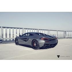 Visual State - McLaren by Panos Zompolas. Rendu avec Redshift.