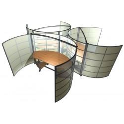 Système ORIDJINoffice de Michael Golino (Design Journey Industrial )