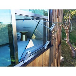 The Reverse Hopper Windows Frame by Frank Portschy. Créé et rendu avec Cobalt: