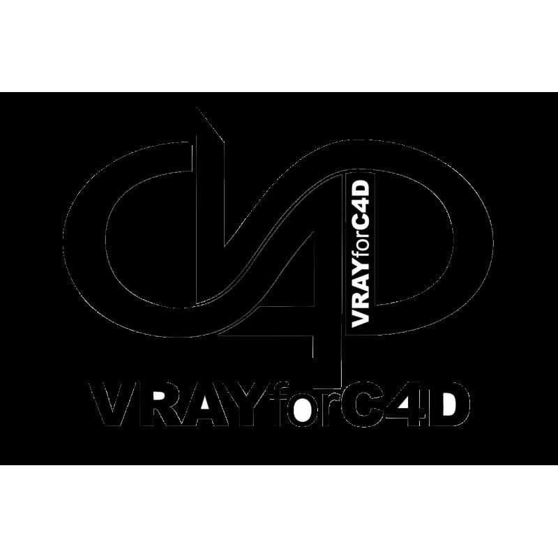 Logo V-Ray pour C4D