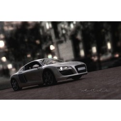 Audi R8 by Mark O Créé avec Rhino, rendu avec KeyShot