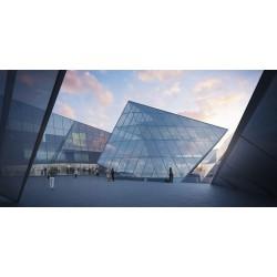 Pyramid de Thomas Hauchecorne. Rendu avec V-Ray pour SketchUp.