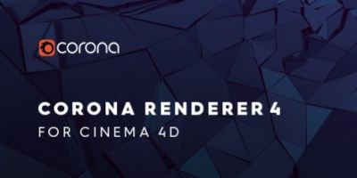 Corona Renderer 4 disponible pour Cinema 4D !