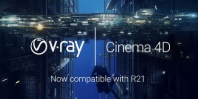V-Ray Maintenant compatible avec Cinema 4D R21