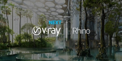 V-Ray Next for Rhino, mise à jour 1 disponible