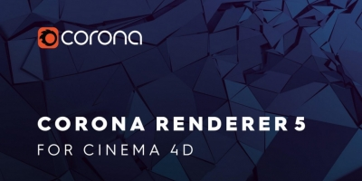 Corona Renderer 5 pour Cinema 4D maintenant disponible !