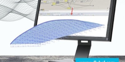 Interfaces RFEM Dlubal pour Rhino et Grasshopper