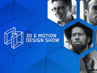 Le salon de la 3D et du motion design - mai 2021